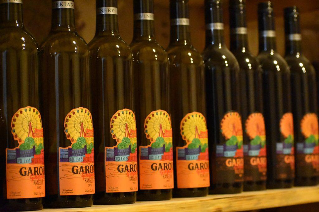 Hoe Gevorkian Winery tot het idee van een nieuwe wijnnaam kwam.